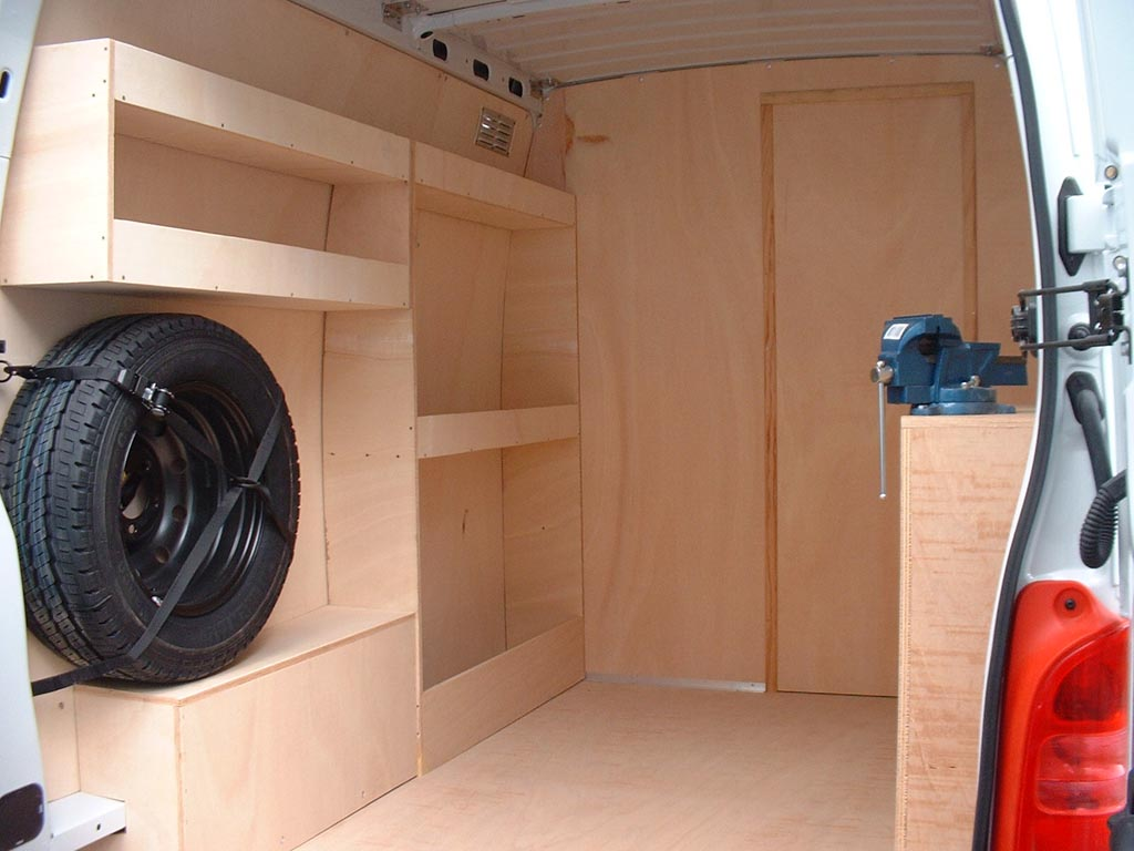 Amenagements Vehicules Ateliers Spac Vul Lesquin Amenageur